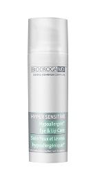HYPER SENSITIVE  HYPOALLERGEN EYE & LIP FLUID – Hipoalergiczny fluid do skóry wokół oczu i ust. nr. ref. 43035. Opakowanie 30ml.