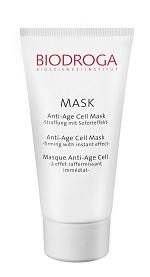 ANTI- AGE CELL MASK – Maska przeciwstarzeniowa. nr. ref. 43932. Opakowanie 50ml.
