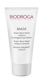 POWER MOIST MASK – Maska nawilżająca. nr. ref. 45576. Opakowanie 50ml.