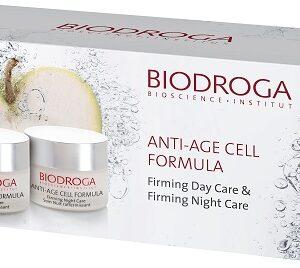 ANTI-AGE CELL – Zestaw kosmetyków anti-age 40+. nr.ref. 45822